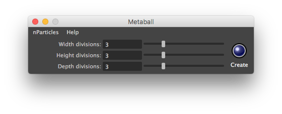 metaball-ui